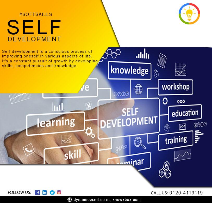 Improve Soft Skill Through Self Development