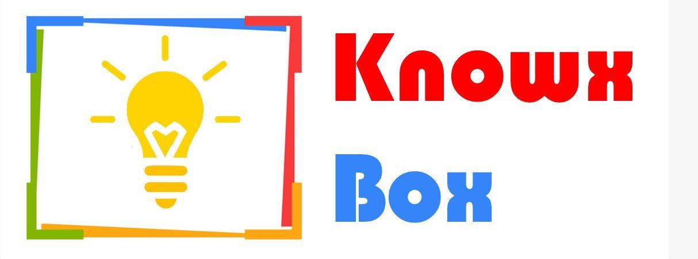 KnowxBox Blog
