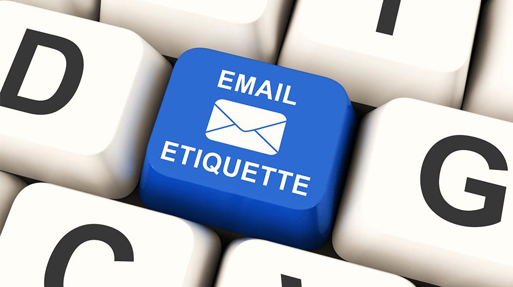 email etiquette course online