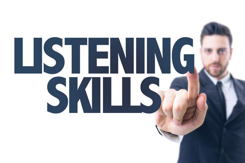 listening skills training courses